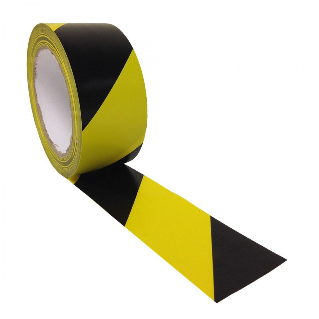 เทปกั้นเขต Warning tape